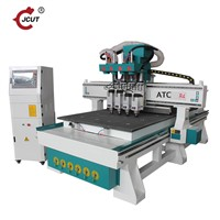 Wood Carving Atc CNC Router Machine 1325 CNC Router Cutting Machine R4 for Hot