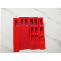 Wholesale Small Medium & Large Plastic Wedge for Feeder Set of 3