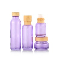 Fashionable Design 50G 100G Cosmetic Set Skincare Packaging Bottle