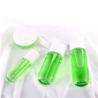 New Bottles Sets Pump Cosmetic Glass Packaging Bottle Set