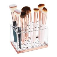 Customized Transparent Luxury Acrylic Makeup Holder