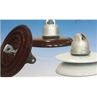 Disc Insulator with High Voltage Porcelain Insulator