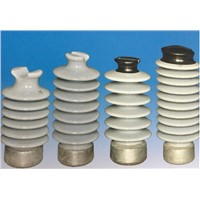 Porcelain Pin Insulator for High Voltage