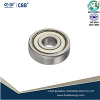F&D High Quality Motor Bearings 6205-ZZ 6206-ZZ