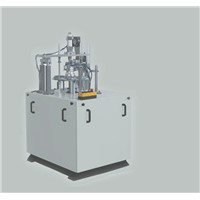 Flat Top Paper Cup Forming Machine