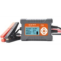 Smart Battery Charger & Tester