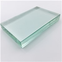 10mm Clear Tempered Glass for Building