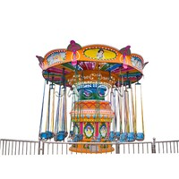 Amusement Park Swing Ride | Amusement Flying Chair for Sale