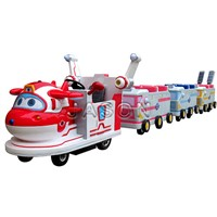 Kids Electric Train, Train for Kids to Ride with Modern Design for Sale