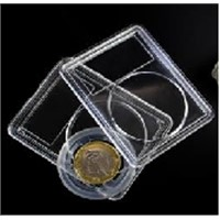 Coin Slab Storage Box Display Coin Capsules