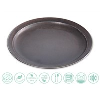 Globe Faith Eco-Friendly Ceramic Salad Plate
