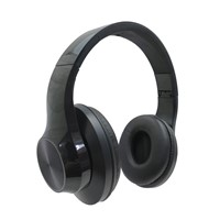 Long Distance Metallic Headband Language Learning Bluetooth Headset