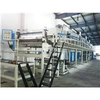 PET PVC Self Adhesive Reflective Film Tape Coating Machine