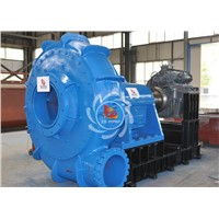 Abrasion Resistant Centrifugal Dredge Sludge Pump Used in Suction River Sand
