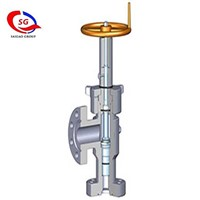 Adjustable Choke Valve 20 20