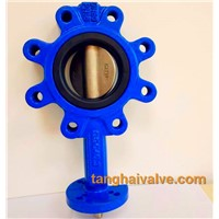 Lug Type Butterfly Valve (TH-BTV-LT)