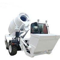 4.0M3 SELF LOADING CONCRETE MIXER