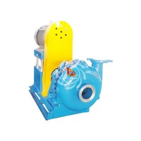 Heavy Duty Electric Motor Driven Gravel Mud Pump for Sand Suction
