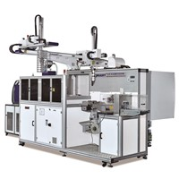 Plastic Spoon/Fork/Knife Automatic Packing Machine/Plactic Cutlery Automatic Packaging System/Utencil Packaging Machine/