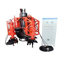 Equipped with Agitator Centrifugal Submersible Slurry Pump for Sand Dredging
