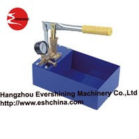 Portable Manual Pressure Test Pump