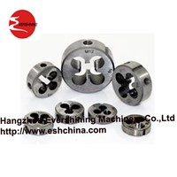 Round Threading Dies (M HSS BSW )