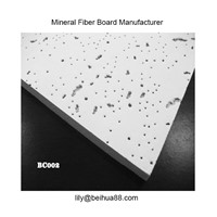 False Ceiling Mineral Fiber Ceiling Board