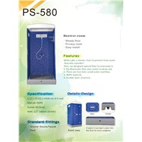 Convenient Double Walls Porta Washroom for Outdoor Portable Shower Room PS-580