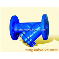 Y Type Strainer Valve (TH-STV)