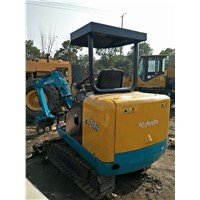 Low PRICE Best Crawler Hydraulic Kubota U-20S Mini Excavator