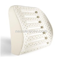 Office Car Chair Natural Latex Back Lumbar Support Cushion