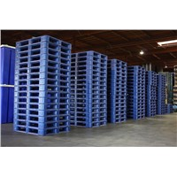 Strong & Durable Plastic Pallets