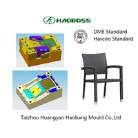 High Quality Plastic Chair Injection Mould Manufacturer