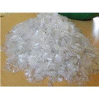 Clear & Colored PET Bottle Flakes
