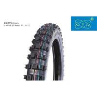 FT-176 (3.00-18)TT Natural Rubber Motorcycle Tire