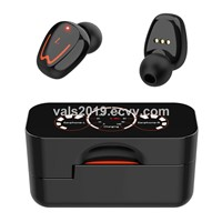 New Pecial Mould Bluetooth Earbuds, Car Dashboards Wireless Bluetooth Earphone, TWS Headset, LED Smart Display