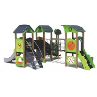 Children's Outdoor Garden Play Equipment Items Amusement Park Entertainment