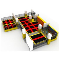 Good Business Commercial Trampoline Park for Sale