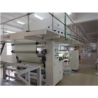 TB1400 Reflective Material Coating Machine Film, Fabric, Cloth, Automatic