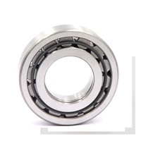Single Row 0 - 110mm Full Complement Needle Bearing