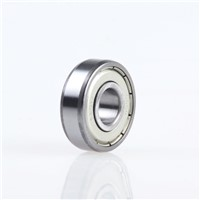 6201Z 6201RS 12*32*10(Mm) ABEC-5 Rubbe Sealing Deep Groove Ball Bearings