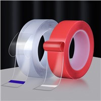 30MM 1/2/3/5M Nano Tape Anti-Slip Fixed Adhesive Tape Double-Sided Traceless Washable Tape