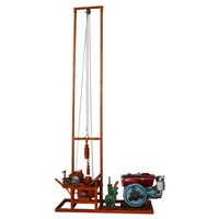 Light Weight Durable Depth Water Well Drilling Rig