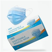 3-Ply Disposable Medical Mask BFE >98%