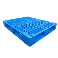 1200*1000 Single Side Strong Large Used Beer Bottle Plastic Pallet of Energy Drinks