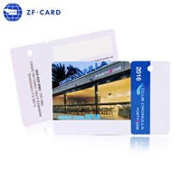 Hotel Door Lock Passive RFID Smart Card 13.56MHz ISO14443A Chip Key Card