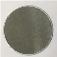 Stainless Steel 304 Multi-Layer Filter Disc Mesh Sintered Mesh Filter