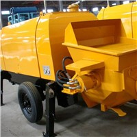 KEENDEC 30m3 Mobile Concrete Trailer Pump