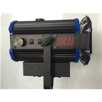 Socanland 200W 5600K LED Fresnel Spot Light (200M)