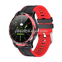 New Smartwatch, Heart Rate, ECG, Blood Pressure,, Blood Oxygen, Pedometer,, Alipay, Stop Watch, Bluetooth Smartwatch